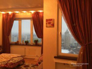 Окна в квартирах